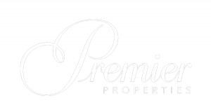 Premier Logo - White