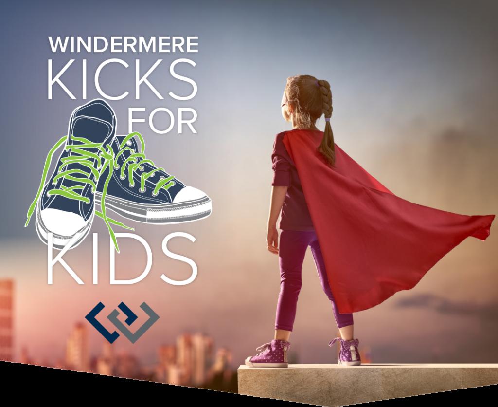 Windermere Kicks for Kids