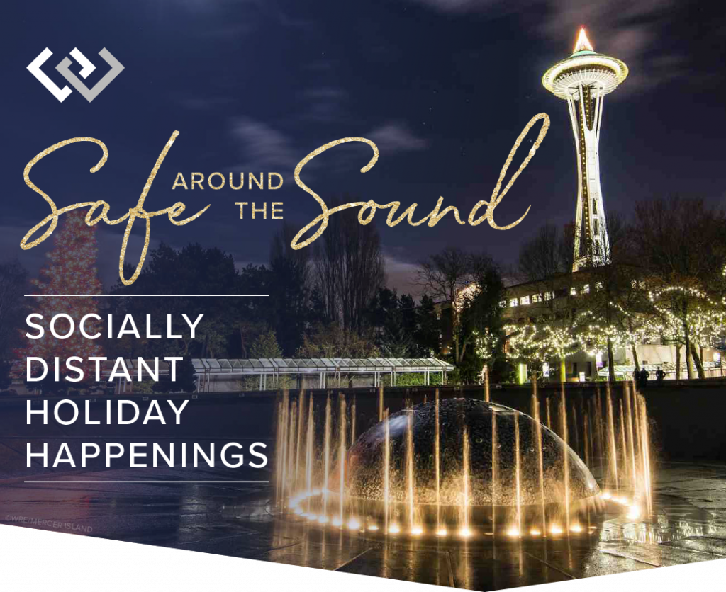 Safe Around the Sound: Socially Distant Holiday Happenings