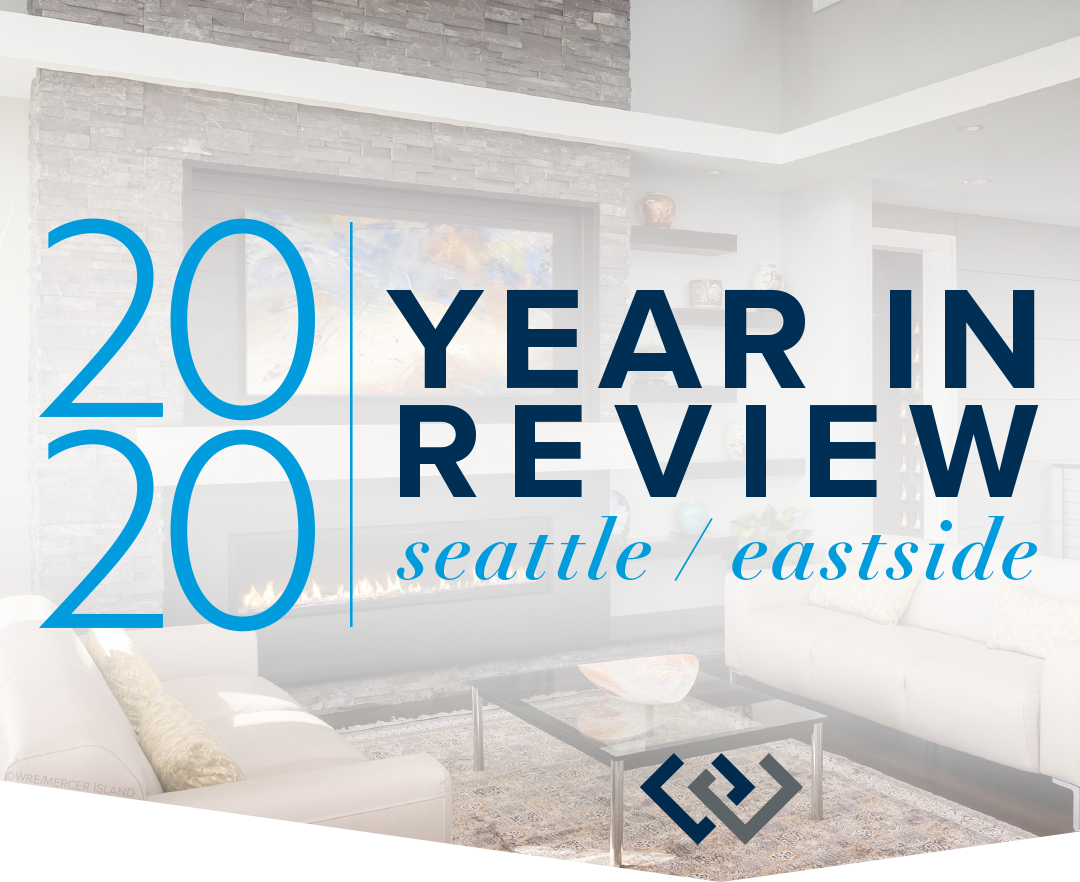 Year in Review for Seattle/Eastside